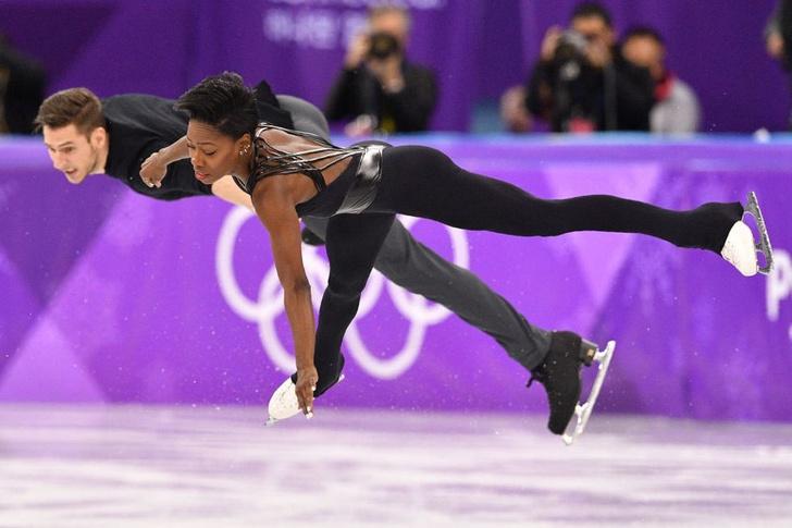 Во-первых, это красиво: фигурное катание, Олимпиада в Пхенчхане (фото 5)