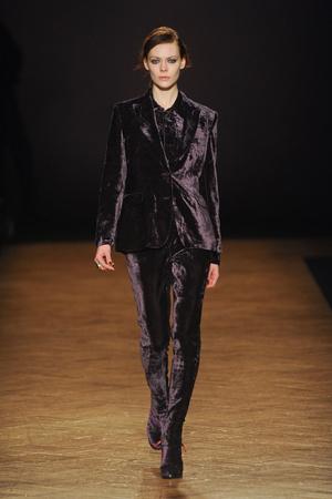 Показы мод Paul Smith Осень-зима 2012-2013 | Подиум на ELLE - Подиум - фото 1572