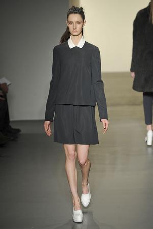 Показы мод Calvin Klein Осень-зима 2011-2012 | Подиум на ELLE - Подиум - фото 2315