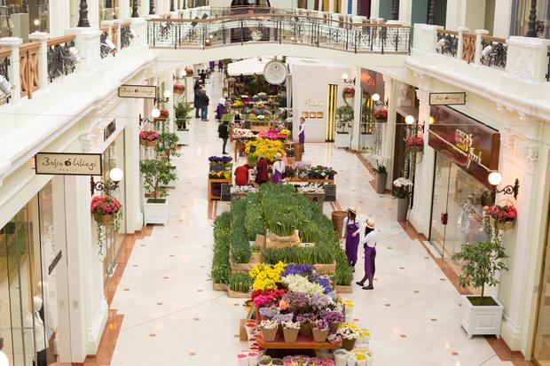 В «Петровском Пассаже» пройдет ежегодный цветочный базар (фото 0)