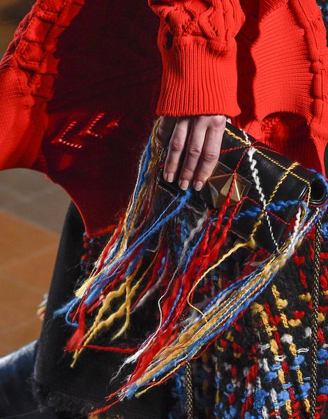 Итоги Недель моды: лучшие сумки | галерея [3] фото [1]