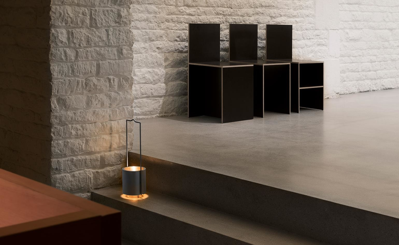 Минималистская керосиновая лампа Джона Поусона для Wästberg (галерея 4, фото 3)
