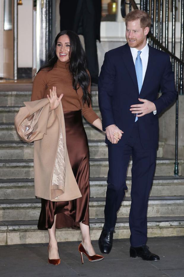 Меган Маркл и принц Гарри переезжают в Канаду? (фото 1)