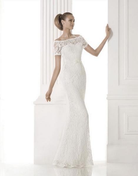 ЛЮБО-ДОРОГО: свадебная мода 2015   галерея [4] фото [2]