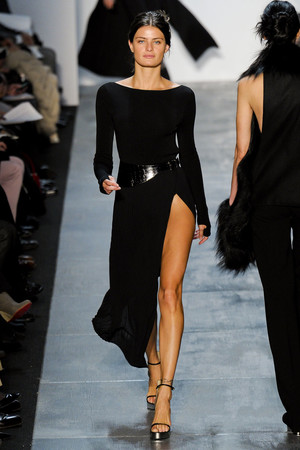 Показы мод Michael Kors Осень-зима 2011-2012 | Подиум на ELLE - Подиум - фото 2332