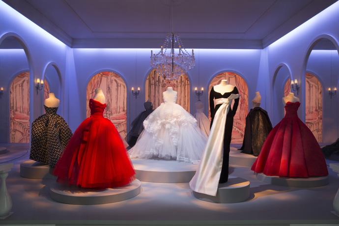 выставка, Dior, Китай, Le petit theatre de Dior, мода