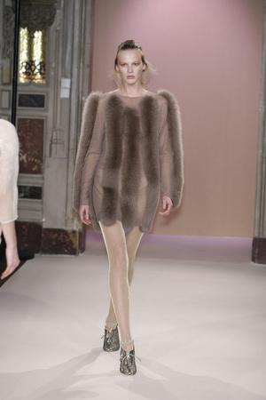 Показы мод Anne Valerie Hash Осень-зима 2009-2010 | Подиум на ELLE - Подиум - фото 3145
