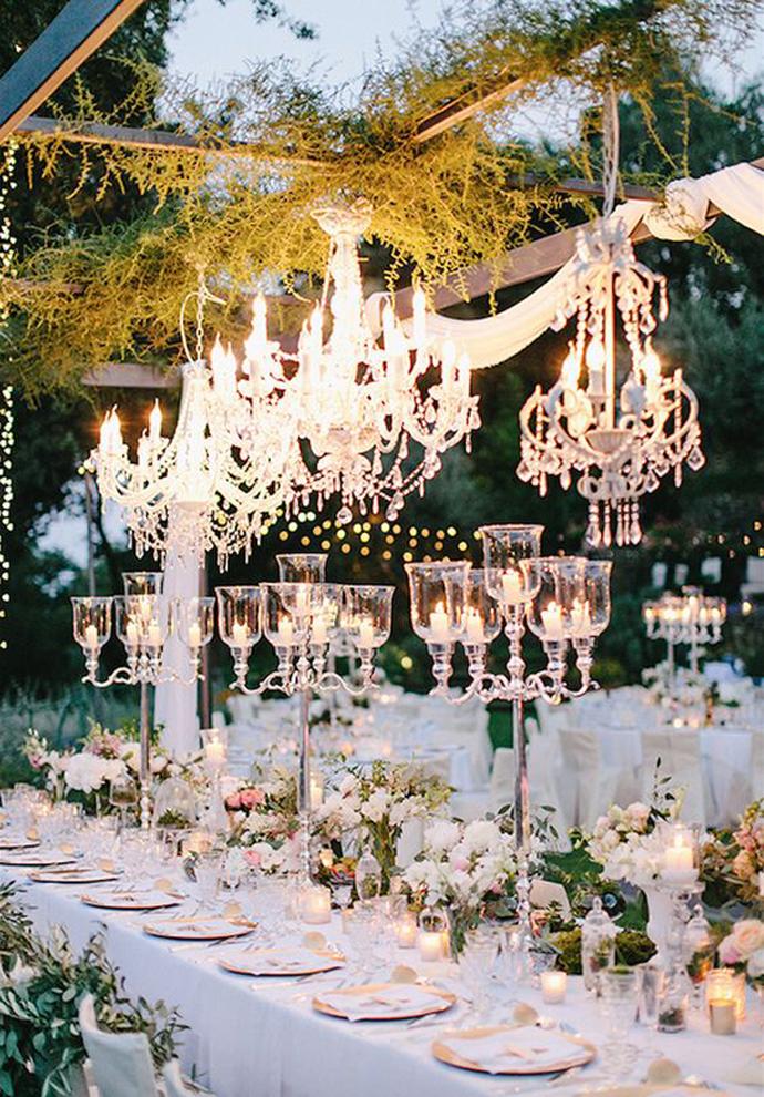 Весенняя свадьба: оформление | галерея [5] фото [1]