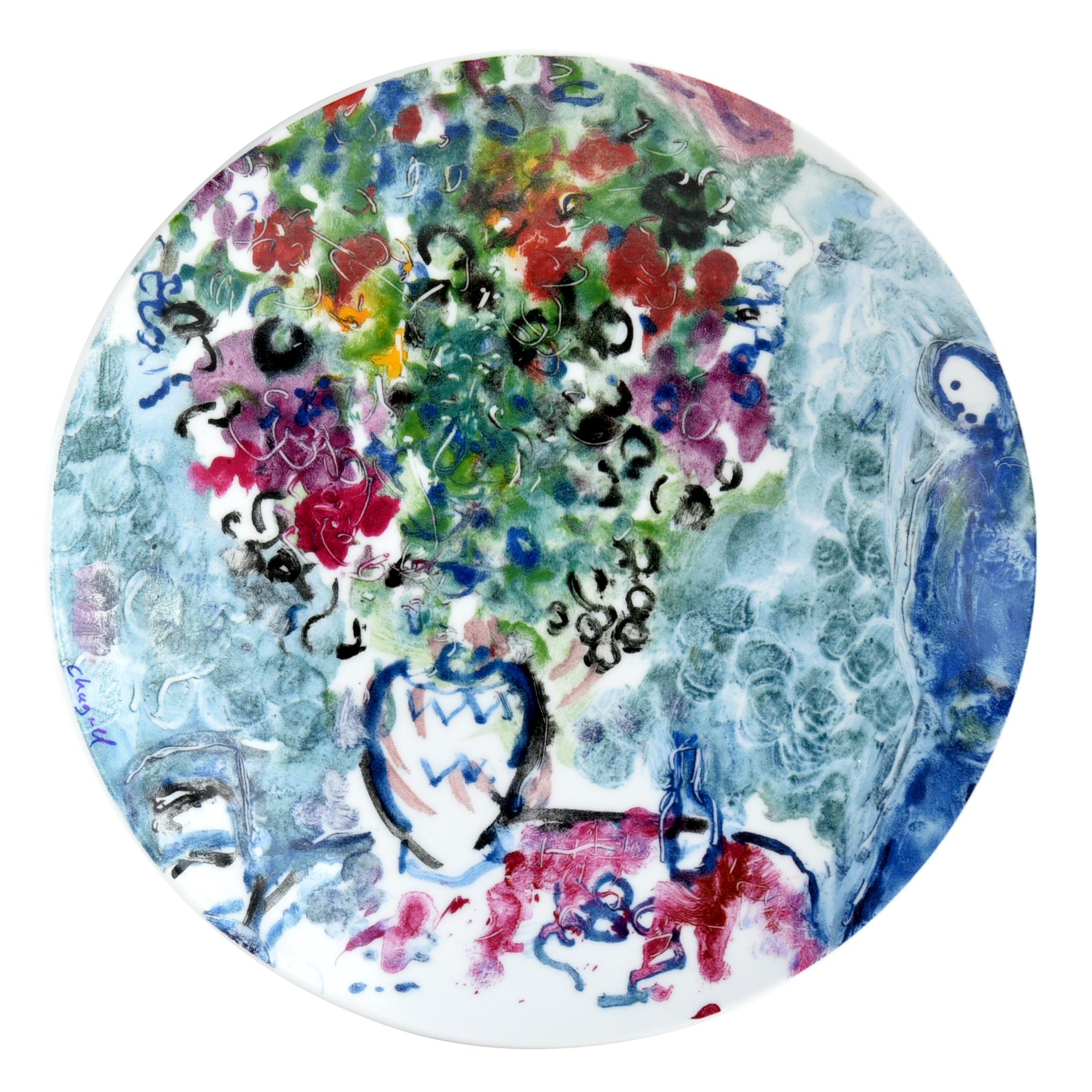 Новая коллекция «Букет цветов» от Bernardaud (галерея 4, фото 2)