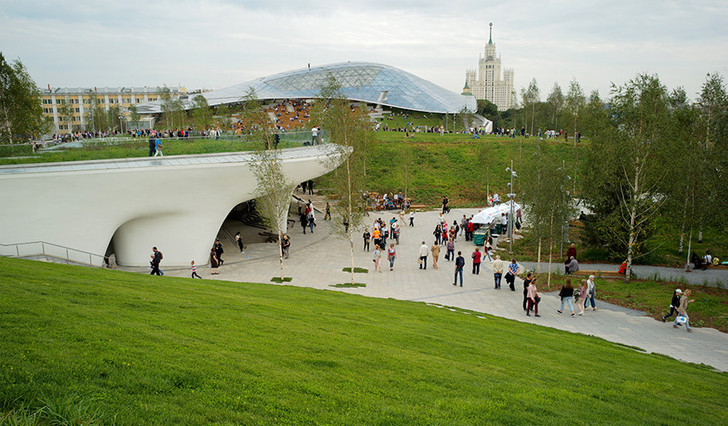 Самые красивые новые парки мира фото [1]