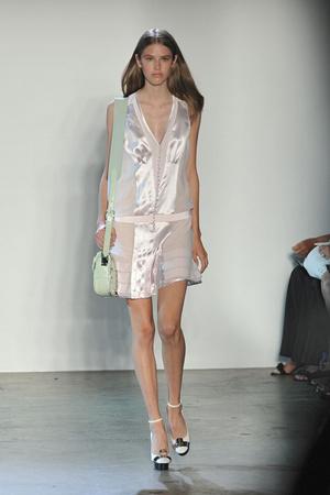 Показы мод PHI Весна-лето 2009 | Подиум на ELLE - Подиум - фото 3445