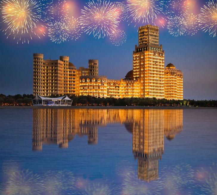 Восточная сказка: новогодние каникулы в отеле Waldorf Astoria Ras al Khaimah фото [4]