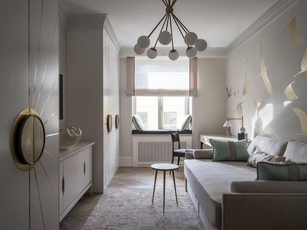 Квартира 102 м² в Москве (фото 15)