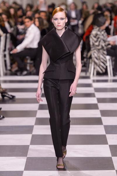 Лучшее, что случилось на Неделе высокой моды в Париже (галерея 4, фото 1)