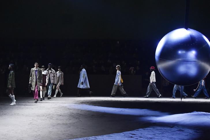Показ Gucci стал манифестом против токсичной маскулинности (фото 3)