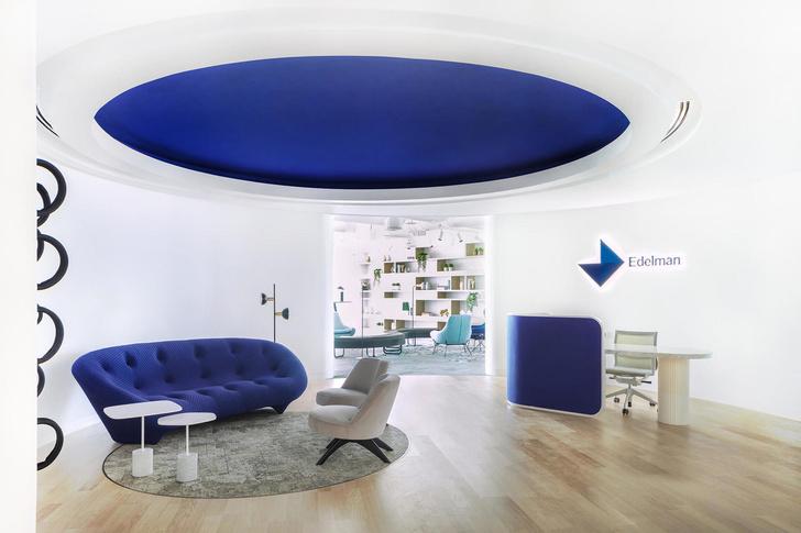 Эклектичный офис в Дубае (фото 9)