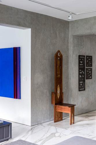 Квартира с предметами искусства в Сан-Паулу (фото 4.1)