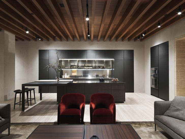 Винсент ван Дуйсен оформил бутик The Molteni Group в Нью-Йорке (фото 5)