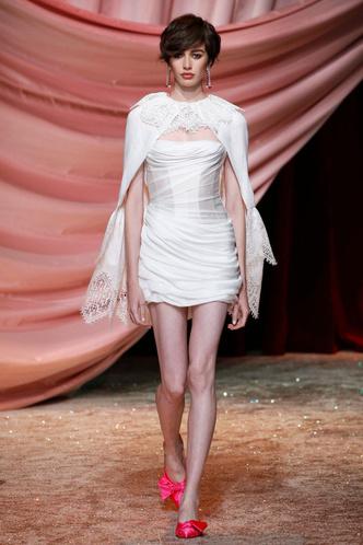 Побег из Самарканда: показ Ulyana Sergeenko Couture в Париже (фото 2.1)
