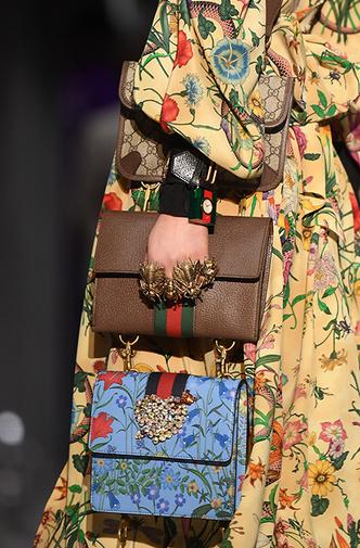 15 удивительных вещей на показе Gucci