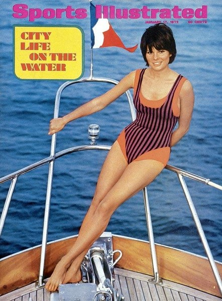 Опубликована обложка нового номера Sports Illustrated Swimsuit Issue   галерея [1] фото [50]