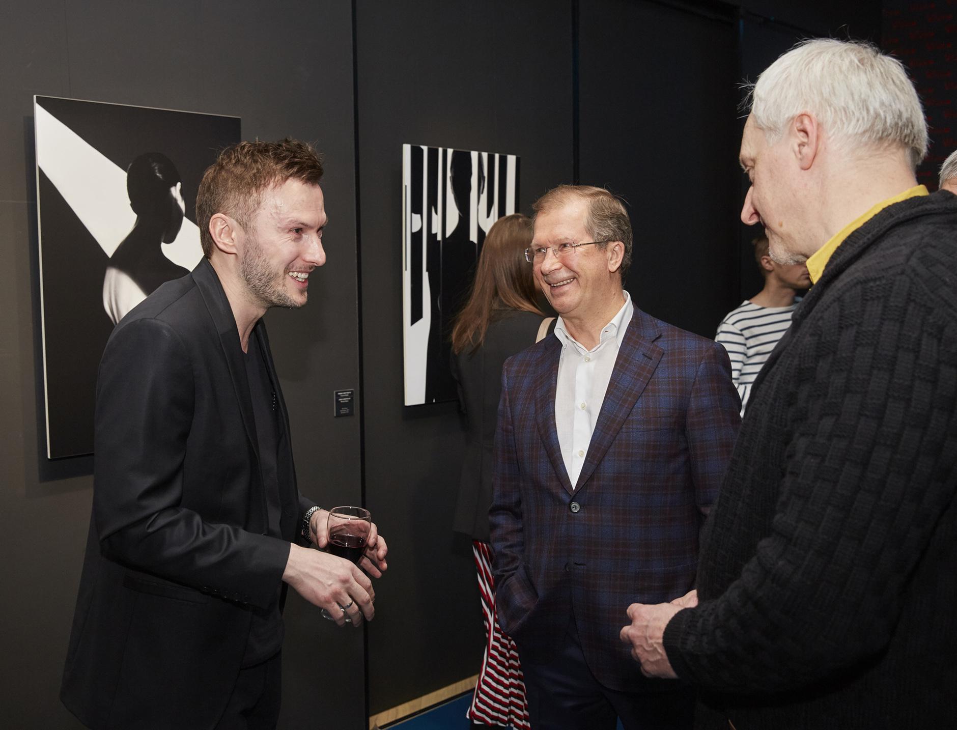 Выставка «Майер VS Брюханов» в арт-галерее VS Unio (галерея 6, фото 1)