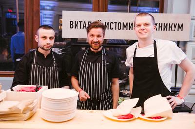 В Москве прошла пятая pop-up вечеринка гастрономической серии The Singleton (галерея 3, фото 1)