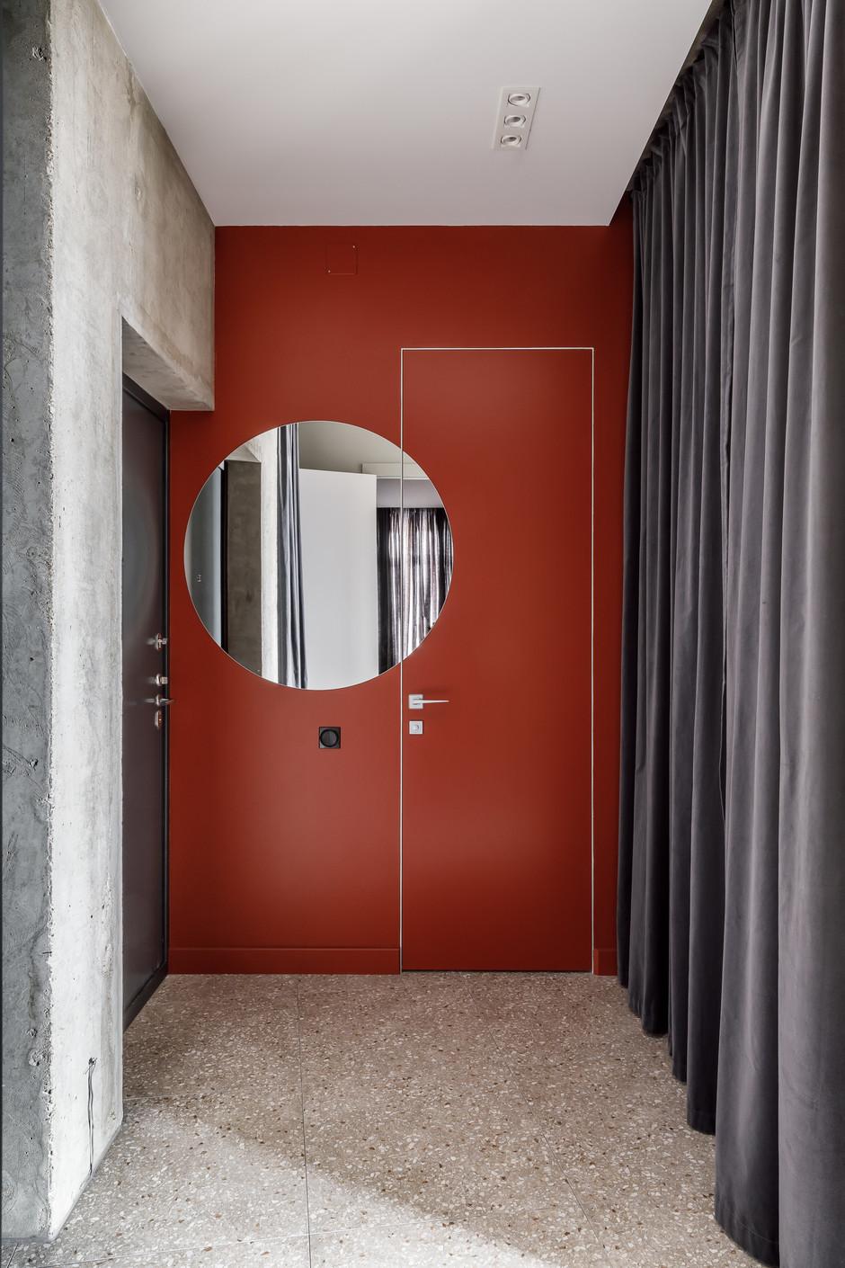 Зеркало в прихожей: 20+ стильных решений (галерея 1, фото 3)