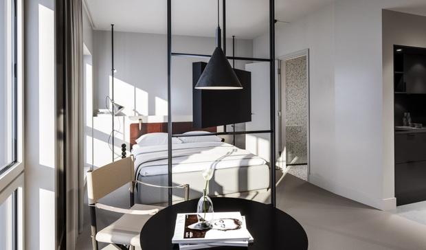 Blique by Nobis: отель по проекту Герта Вингорда в Стокгольме (фото 8)
