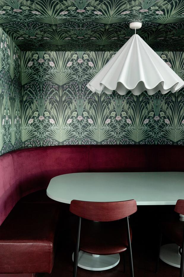 Яркий ресторан Cinnamon в Дублине (фото 14)