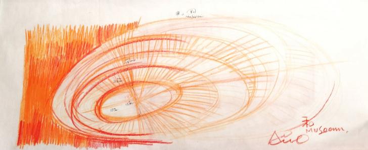 Проект музея в Китае по дизайну Тадао Андо (фото 10)