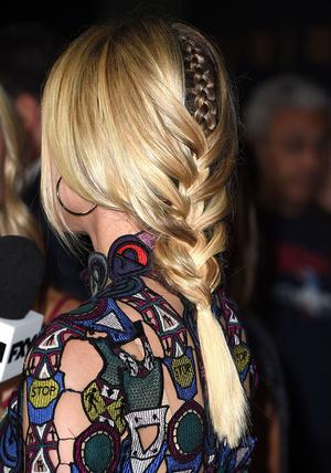 модные косы, модные плетения