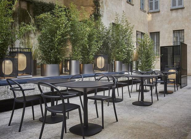 Pop-up ресторан в Милане от Neri & Hu (фото 0)