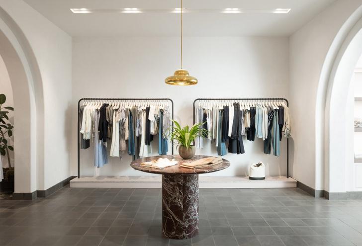 Концептуальный бутик в Нью-Йорке (фото 6)
