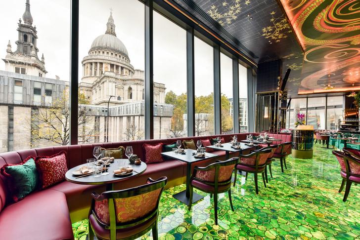 Ресторан The Ivy Asia в центре Лондона (фото 0)