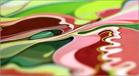Иллюстрация российского дизайнера на обложке веера Pantone | галерея [1] фото [2]