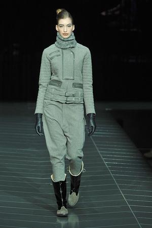 Показы мод G Star Осень-зима 2009-2010 | Подиум на ELLE - Подиум - фото 3229