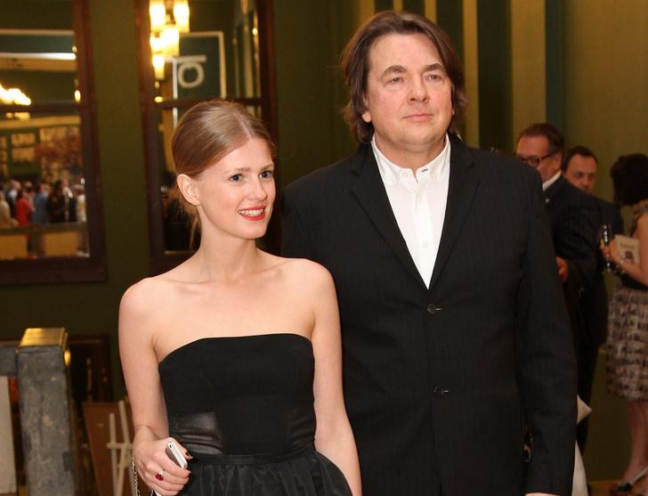 Жена Константина Эрнста поделилась редким снимком с мужем (фото 3)