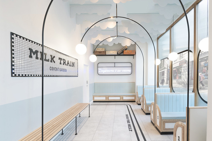 В добрый путь: кафе-мороженое Milk Train (фото 7)