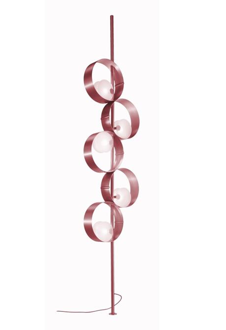 В розовом свете: люстры, настольные лампы, торшеры и бра (фото 2)