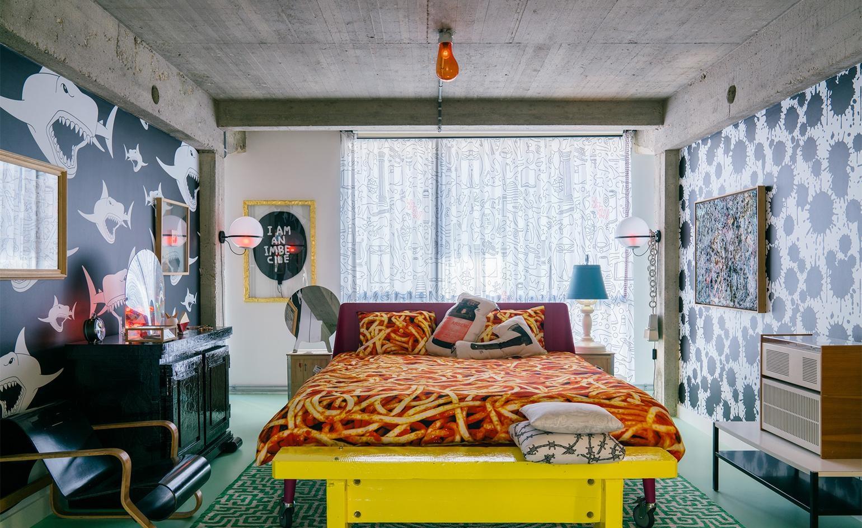 Studio Job обновила интерьеры своей студии в Антверпене (галерея 4, фото 0)