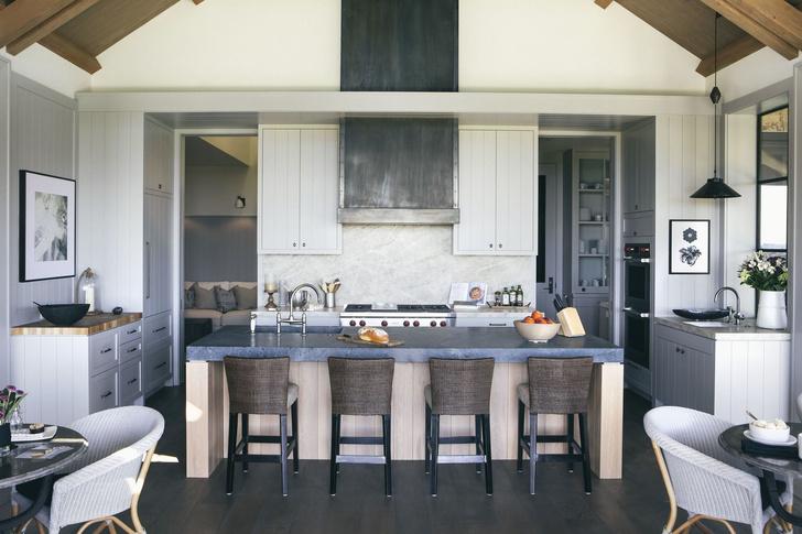 Современное ранчо в долине Сонома по проекту Wade Design Architects (фото 8)