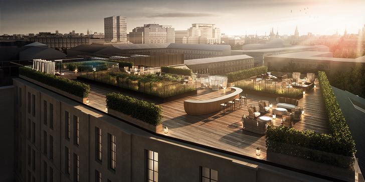 В Москве откроется Bulgari Hotel