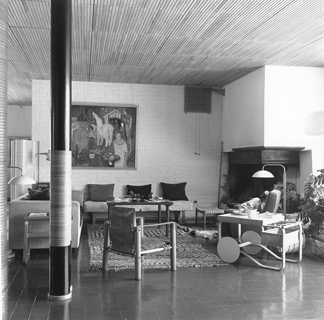 История дизайна: Айно и Алвар Аалто (галерея 41, фото 5)