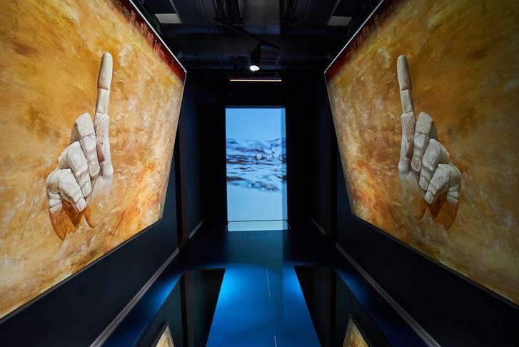 Галерея VS Unio: площадка-трансформер для любого искусства (фото 13)