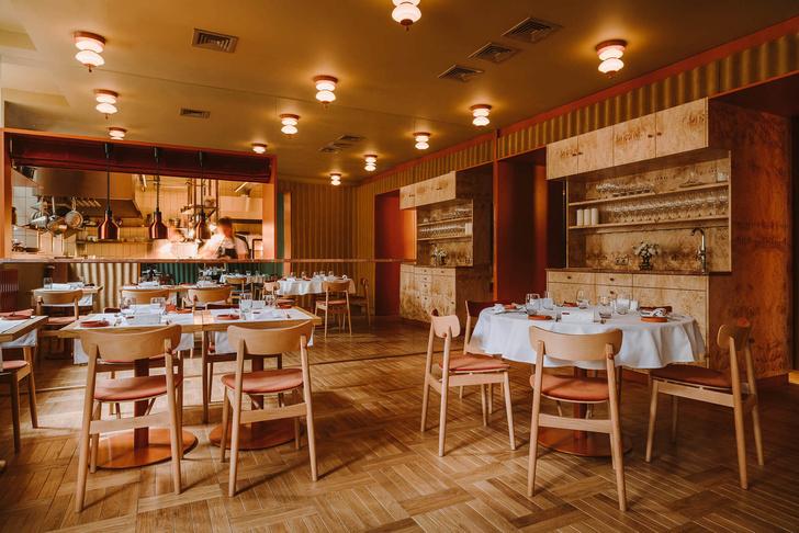 Ресторан Opasly Tom в Варшаве (фото 5)