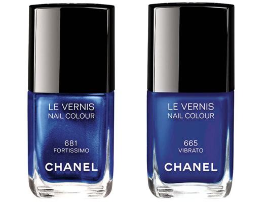 Chanel Blue Rhythm