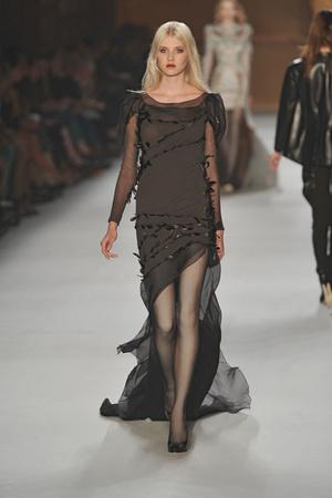 Показы мод Nina Ricci Весна-лето 2009 | Подиум на ELLE - Подиум - фото 3297