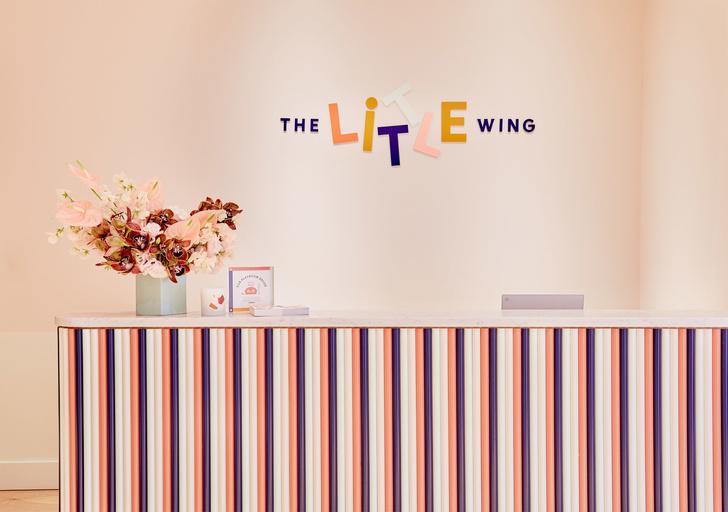 Детская комната в коворкинге The Wing (фото 3)