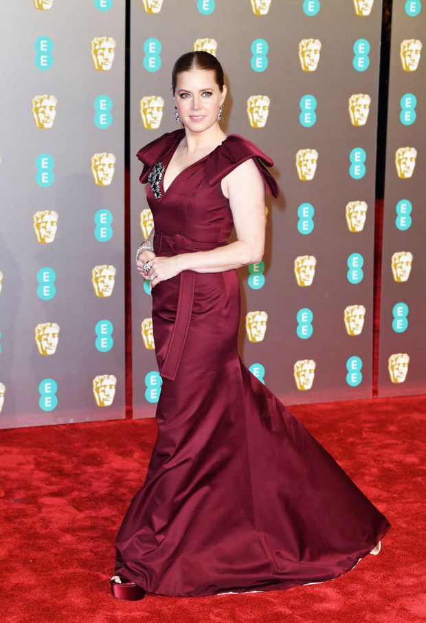 Эми Адамс на вручении премии BAFTA-2019 (фото 1)